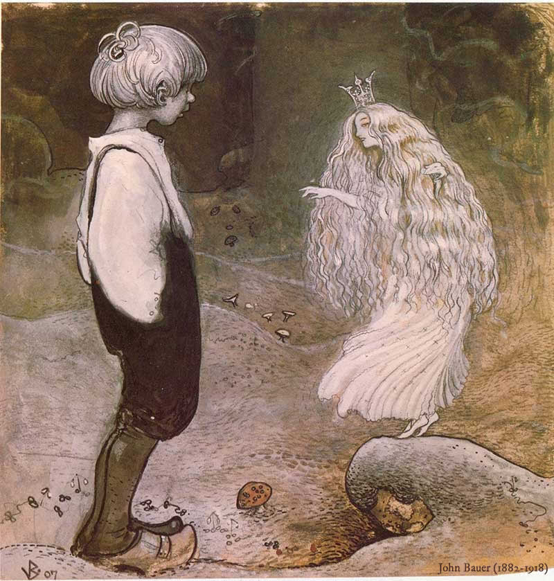 John_Bauer_Swedish_Folk_Tales_100k